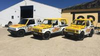 Wineries Tour of Ronda in Classic 4x4