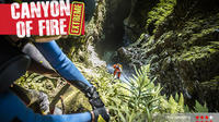 The EXTREME canyon in Bali: Canyon of Fire