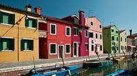 Half-Day Motorboat Cruise to Venice Lagoon Islands Murano and Burano