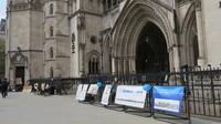 Law in London Walking Tour