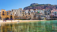 Private Self-Guided Tour of Cefalu, Santo Stefano di Camastra and Corleone from Palermo
