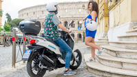 Scooter rental in Roma with Unlimited Mileage