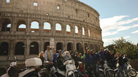 Scooter Sightseeing Tour of Roma
