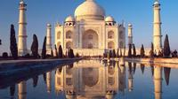 Agra to New Delhi by Train Including Taj Mahal, Agra Fort, and Fatehpur Sikri