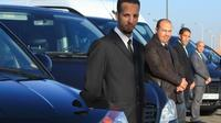 Private Airport Round-Trip Transfer in Marrakech with On-Board WiFi Private Car Transfers