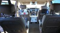 Private Arrival Transfer: Casablanca Airport to Marrakech Hotel with On-board Wifi Private Car Transfers