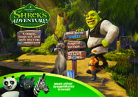 Shreks Adventure! London Entrance Ticket