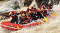 Quebec Classic Rafting Excursion with BBQ Meal