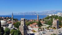 Antalya city tour with Duden Waterfall and Antalya Aquarium from Side