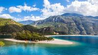 Boat trip from Oludeniz Blue Lagoon to Butterfly Valley and Gemiler Island with lunch