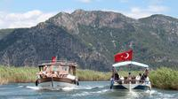 Dalyan River Cruise by Boat with Lunch and Sea Turtles Watching