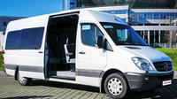 Shuttle Departure Transfer from Alanya to Gazipasa Airport