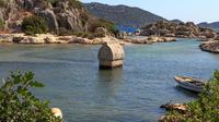 St Nicholas Treasures and Cruise to Sunken Kekova Island From Alanya