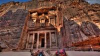 Overnight Petra Experience from Jerusalem
