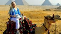 Private 9-Night Cairo: Nile Cruise, Pyramids, Luxor with 5-Star Hotels