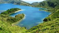 Visita a pie: Lagoa do Fogo