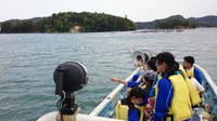 2-Day Homestay and Fishing Experience in Oku-Matsushima Including Guided Biking Tour