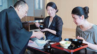 """Authentic """"Chaji"""" Matcha Ceremony Experience and Kaiseki Lunch in Tokyo"""