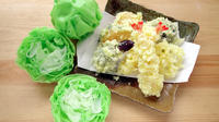 Japanese Replica Food Making Experience in Asakusa