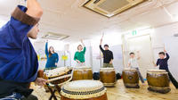 Japanese Traditional Taiko Drum Experience in Kyoto