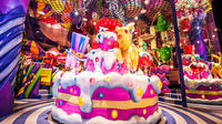 Robot Show and Kawaii Monster Cafe Ticket Package including Dinner