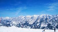 Seasonal Tour: 4-Night Hakuba Ski Package including Hotel and Meals
