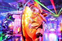 Tokyo Robot Cabaret Show Including Dinner at
