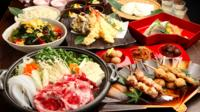 Tokyo Robot Cabaret Show Including Dinner at Kyoto Themed Izakaya Restaurant
