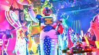 Tokyo Robot Cabaret Show Including Kobe Beef Dinner at Yakiniku Motoyama