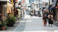 Tokyo Sunamachi Ginza Shotengai and Depachika Half-Day Walking Tour with a Guide