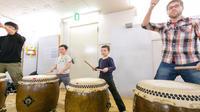 Traditional Drum Taiko Experience in Kobe