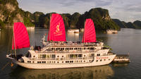 3-Day Halong Bay Syrena Cruise from Hanoi