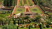 Private Tour: Caesarea Haifa Akko and Mediterranean Coast Day Tour from Tel Aviv