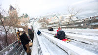 Snowshoe Tour in Quebec city