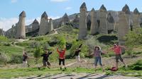 Cappadocia Running Tour