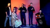 Spectacle de flamenco au TablaoAlvarezQuintero de Séville
