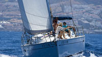 Tenerife 3-Hour Luxury Sail-boat Tour With Bath and Food on Board