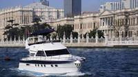 Full Day Bosphorus Tour with a Private Yacht From Istanbul