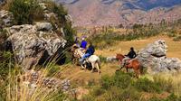 Cusco Horseback Riding tour around Sacsayhuaman