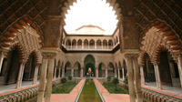 Skip the line: Alcazar Guided Tour in Seville
