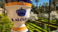 Seville Royal Alcazar: Skip-the-Long-Line Guided Tour