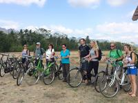 Guided Bike Tour of Central Java Village with Lunch