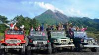 Merapi Volcano and Jomblang Cave Tour from Yogyakarta