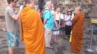Yogyakarta Cultural Tour: Borobudur Temple, Prambanan Temple and Merapi Volcano