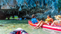 Private Tour : Phang Nga Bay Day Tour and Canoe by Speedboat from Phuket