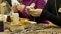 Handcraft Workshop with Lappish Family from Rovaniemi