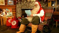 Private Full-Day Trip to Santa Claus Village from Levi