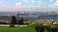 Bosphorus Cruise and Two Continents Tour with Lunch at the top of Camlica Hill