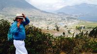 2-Day at La Hacienda Including Horse Riding and Otavalo Indigenous Market