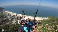 Tandem Paragliding Tour in Rio de Janeiro